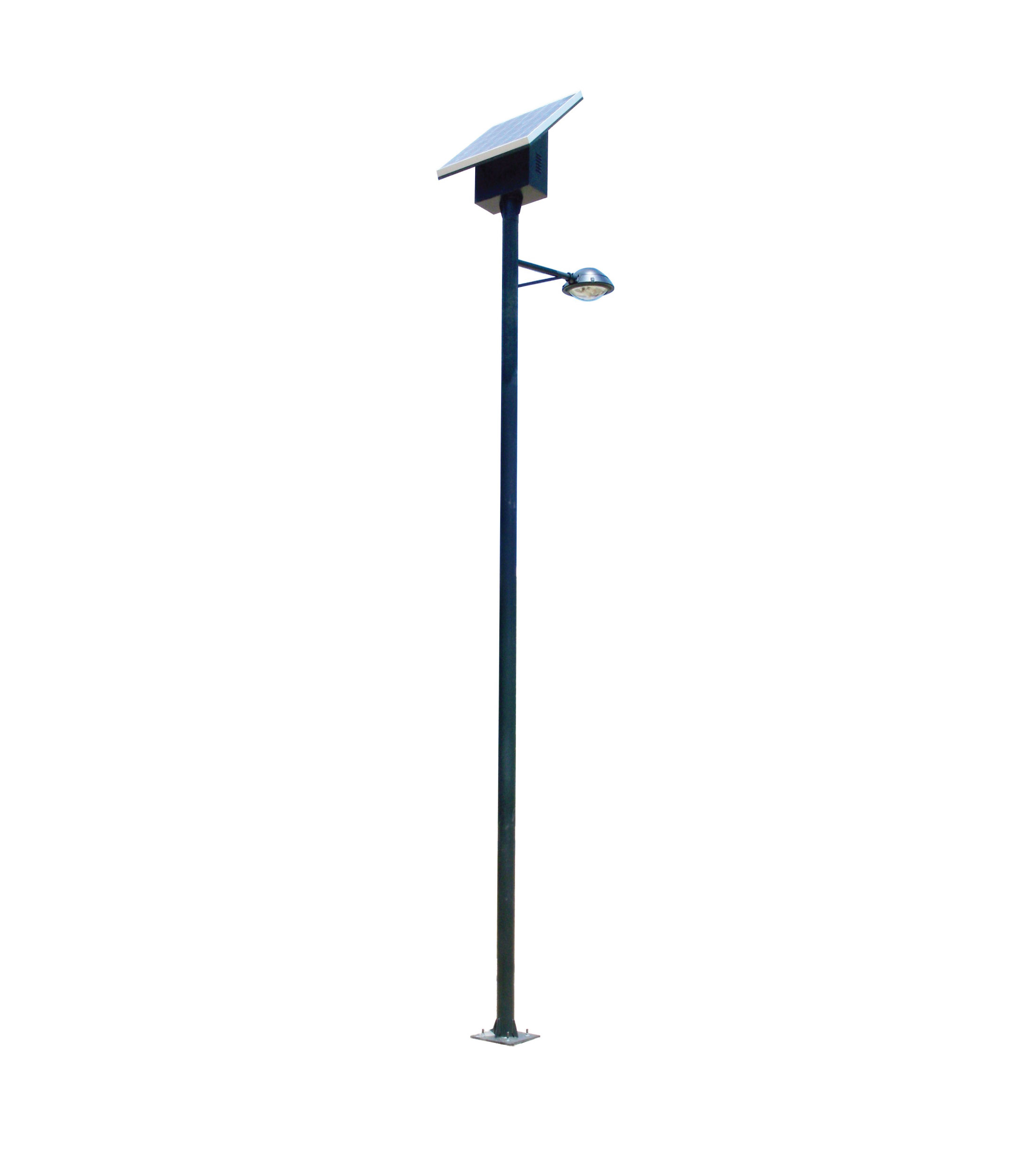 Sl 002 Solar Led Street Light Solux Solar Light Product